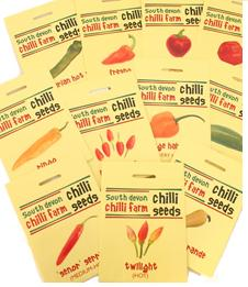 Buy chilli seeds to grow yourself