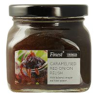 Caramelised red onion relish