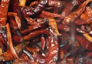 Dry your own chilli peppers to preserve them to use through the whole year